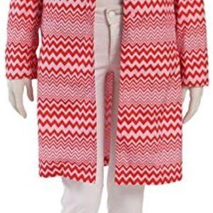 Missoni shell coat